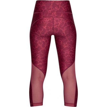 Women's capri pants - Under Armour HG ARMOUR CAPRI PRINT - 2