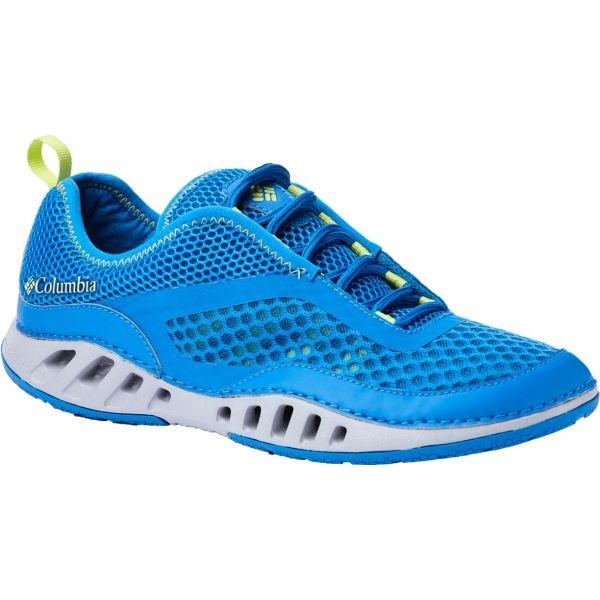Columbia DRAINMAKER 3D modrá 11 - Pánské multisportovní boty