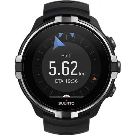 Multisportovní hodinky s GPS a záznamem tepové frekvence - Suunto SPARTAN SPORT WHR BARO STEALTH - 1