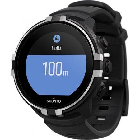 Multisportovní hodinky s GPS a záznamem tepové frekvence - Suunto SPARTAN SPORT WHR BARO STEALTH - 2