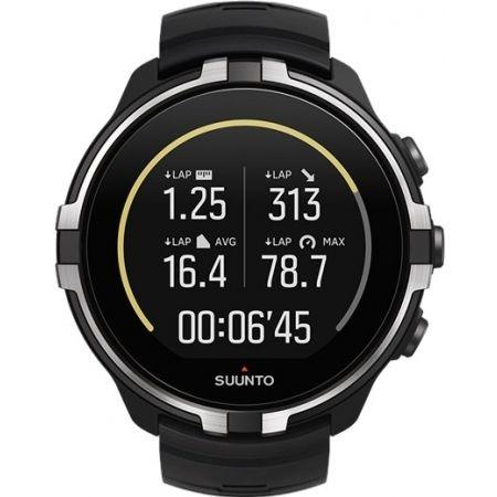 Multisportovní hodinky s GPS a záznamem tepové frekvence - Suunto SPARTAN SPORT WHR BARO STEALTH - 6