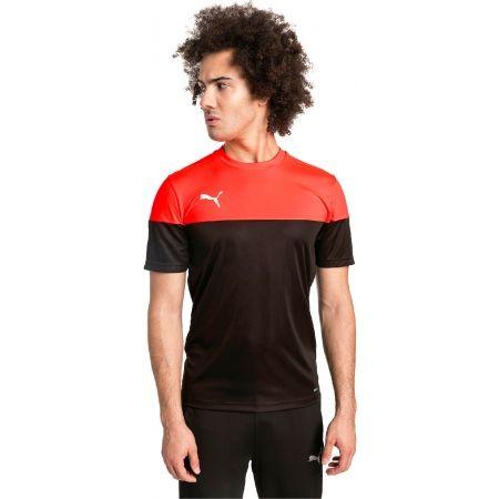 Men's sports T-shirt - Puma FTBL PLAY SHIRT - 4