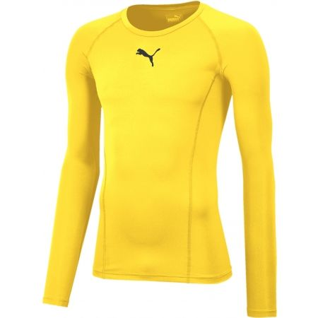 Pánske funkčné tričko - Puma LIGA BASELAYER TEE LS