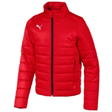 Puma LIGA CASUALS PADDED JKT JR - Kinderjacke