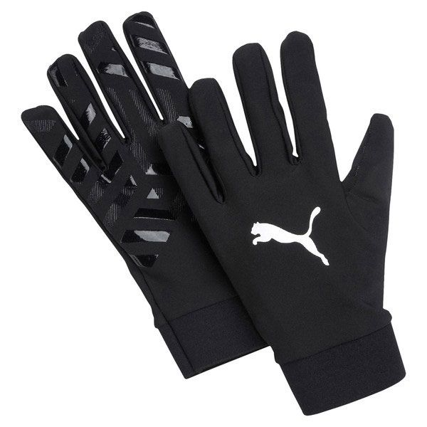 Puma FIELD PLAYER GLOVE čierna 9 - Hráčske rukavice