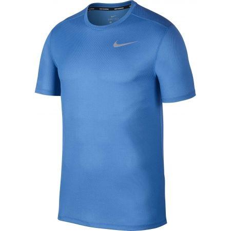 Pánske bežecké tričko - Nike DRI FIT BREATHE RUN TOP SS - 1