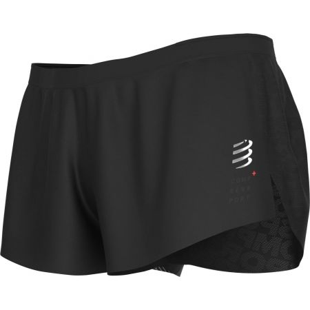 Compressport RACING SPLIT M - Men's running shorts
