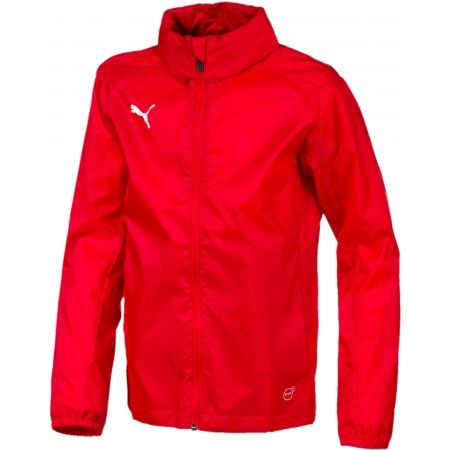 Puma LIGA TRG RAIN JKT CORE JR - Kids' jacket
