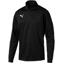 Puma LIGA TRAINING 1 4 ZIP TOP - Bluza męska