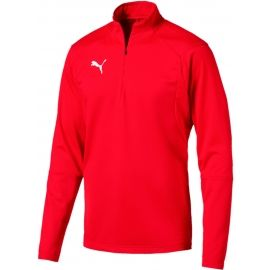 Puma LIGA TRAINING 1 4 ZIP TOP - Hanorac bărbați