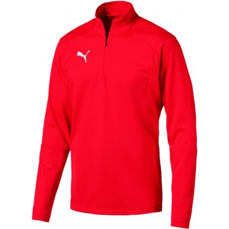 Puma LIGA TRAINING 1 4 ZIP TOP - Men's sweatshirt