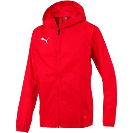 Puma LIGA TRAINING RAIN JKT CORE - Herrenjacke