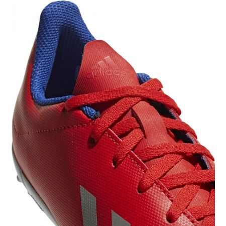 Chlapčenské turfy - adidas X 18.4 TF J - 7