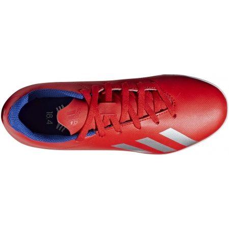 Chlapčenské turfy - adidas X 18.4 TF J - 4