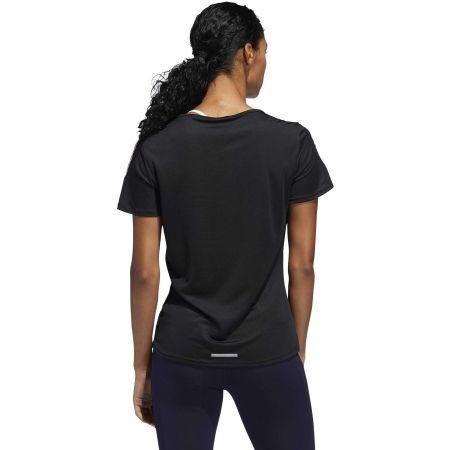 Dámské sportovní tričko - adidas RUN 3S TEE W - 7