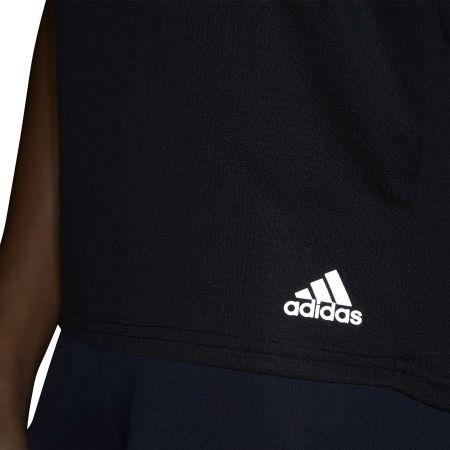 Dámské sportovní tričko - adidas RUN 3S TEE W - 9