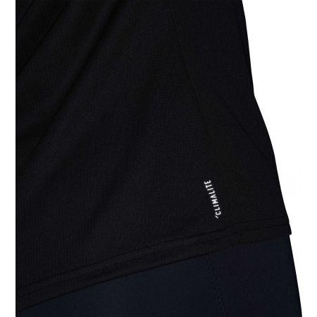 Dámské sportovní tričko - adidas RUN 3S TEE W - 10