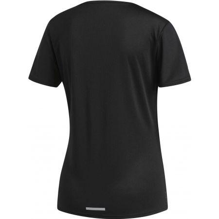 Dámské sportovní tričko - adidas RUN 3S TEE W - 2