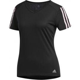 adidas RUN 3S TEE W - Women's running T-shirt