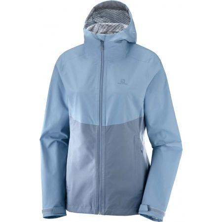 Dámská outdoorová bunda - Salomon LA COTE FLEX 2.5 JKT W - 1