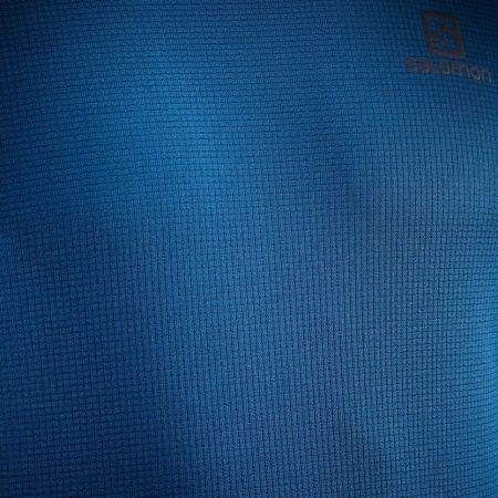Pánské běžecké tričko - Salomon AGILE SS TEE M - 4