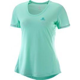 Salomon AGILE SS TEE W - Dámske bežecké tričko