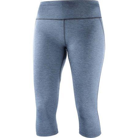 Dámské běžecké kalhoty - Salomon AGILE MID TIGHT W - 1