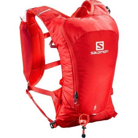 Salomon AGILE 6 SET - Běžecký batoh