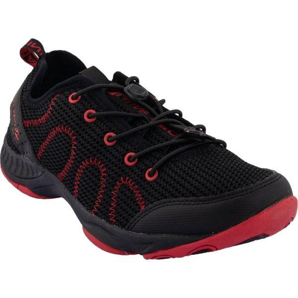 ALPINE PRO WITHER černá 42 - Pánská letní obuv