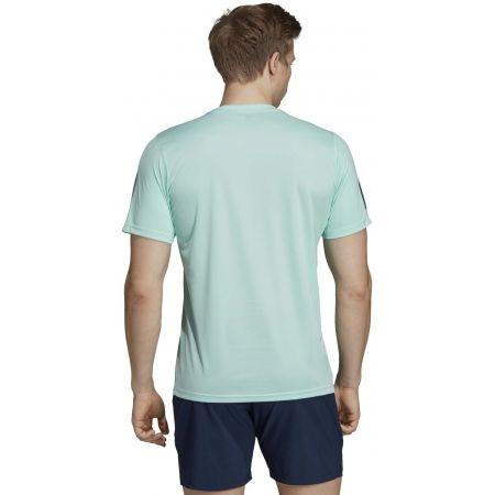 Pánske tričko - adidas CLUB 3 STRIPES TEE - 7