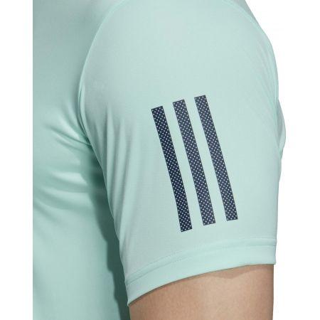 Pánske tričko - adidas CLUB 3 STRIPES TEE - 8