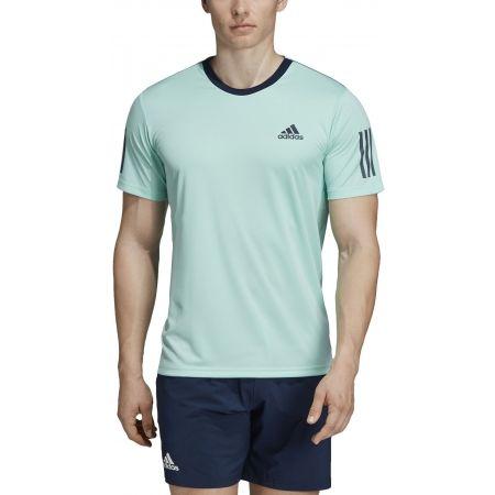 Pánske tričko - adidas CLUB 3 STRIPES TEE - 3
