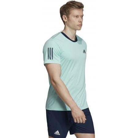 Pánske tričko - adidas CLUB 3 STRIPES TEE - 6