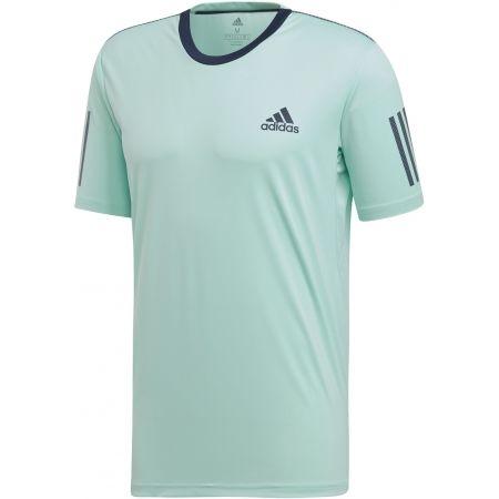 Pánske tričko - adidas CLUB 3 STRIPES TEE - 1