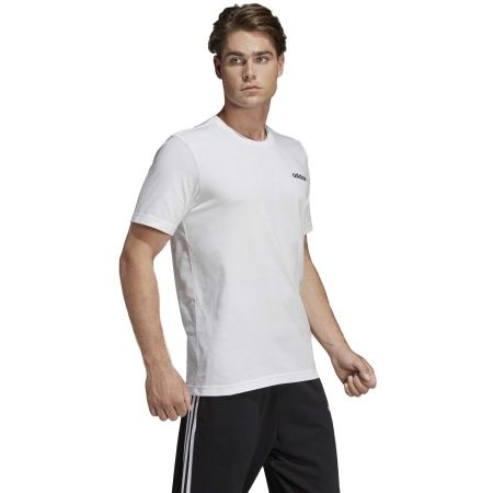 Tricou de bărbați - adidas ESSENTIALS PLAIN T-SHIRT - 7