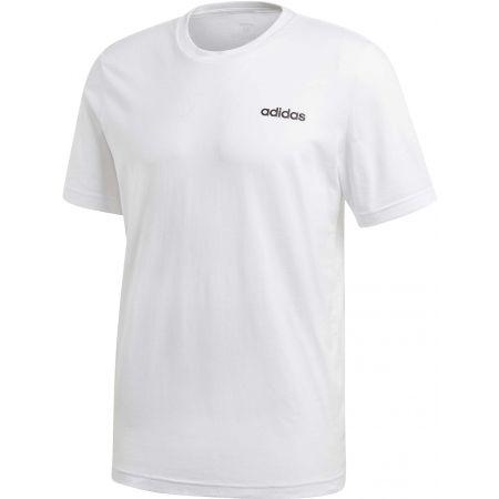 Tricou de bărbați - adidas ESSENTIALS PLAIN T-SHIRT - 1