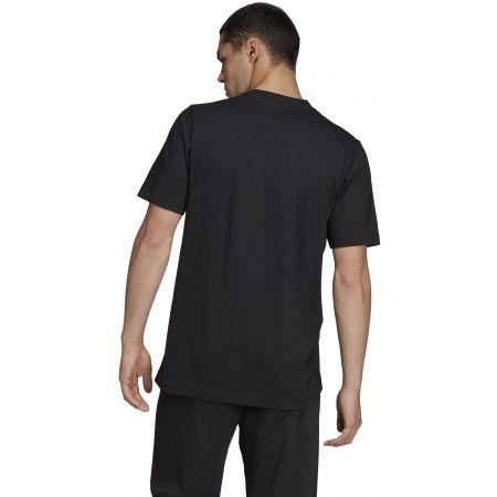 Pánske tričko - adidas ESSENTIALS PLAIN T-SHIRT - 8