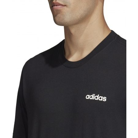 Pánske tričko - adidas ESSENTIALS PLAIN T-SHIRT - 9