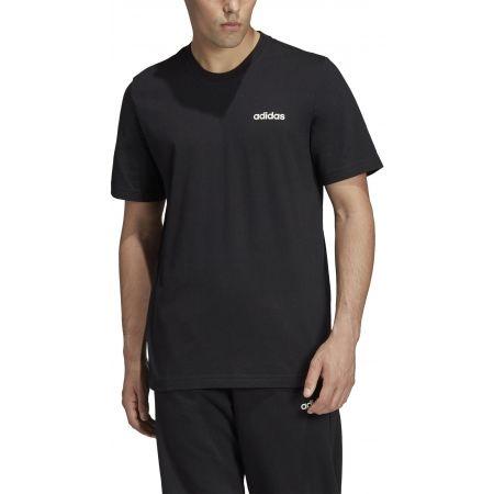 Pánske tričko - adidas ESSENTIALS PLAIN T-SHIRT - 3