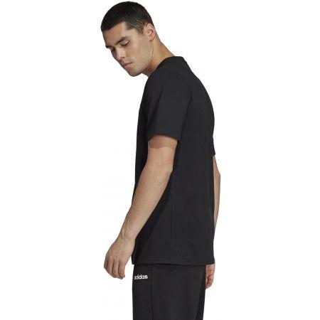 Pánske tričko - adidas ESSENTIALS PLAIN T-SHIRT - 6