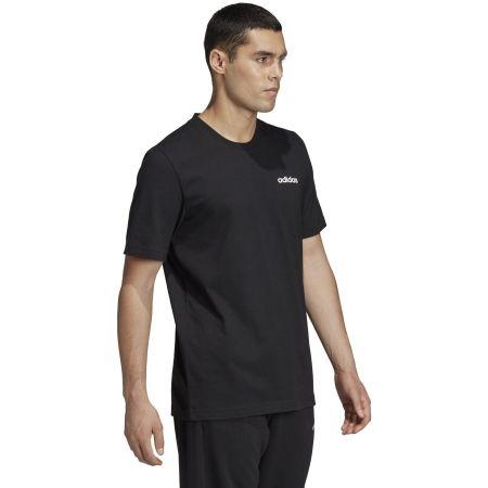 Pánske tričko - adidas ESSENTIALS PLAIN T-SHIRT - 7