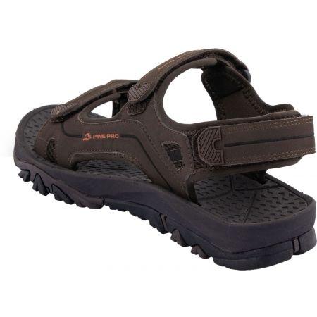 Férfi nyári cipő - ALPINE PRO TEEC - 5