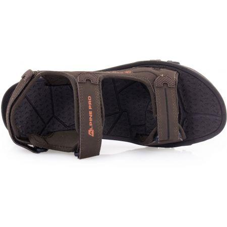 Férfi nyári cipő - ALPINE PRO TEEC - 3