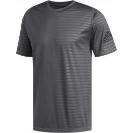 adidas FREELIFT SPORT ULTIMATE EMBOSSED - Koszulka sportowa męska