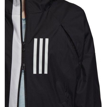 adidas Damen Fleece Lined Wnd Jacke