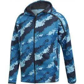 adidas Z.N.E. ALLOVER PRINT FAST-RELEASE - Men's sports sweatshirt