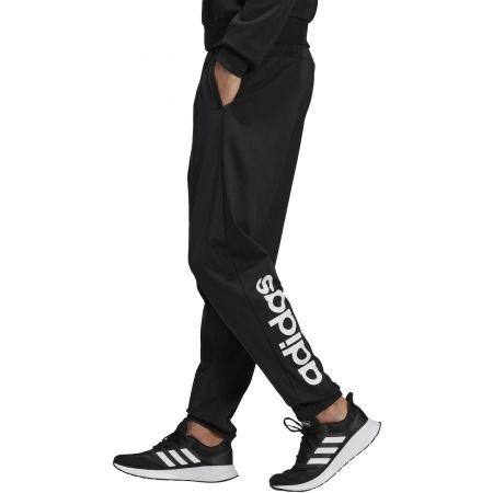 Pánské kalhoty - adidas E LIN T PNT SJ - 4