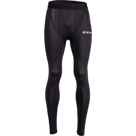 CCM PERF COMPRESSION PANT SR - Pánské funkční kalhoty