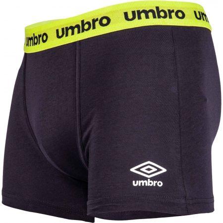 Umbro BOXER SHORT 2PACK - Pánske boxerky