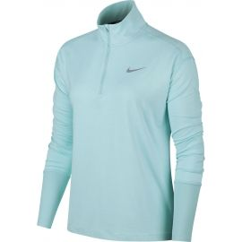 Nike ELEMENT TOP HZ - Damen Runningtop